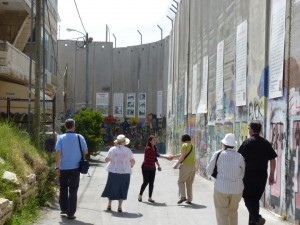 The Separation Wall at Bethlehem